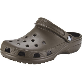 Crocs Classic Clogs zoccoli, chocolate